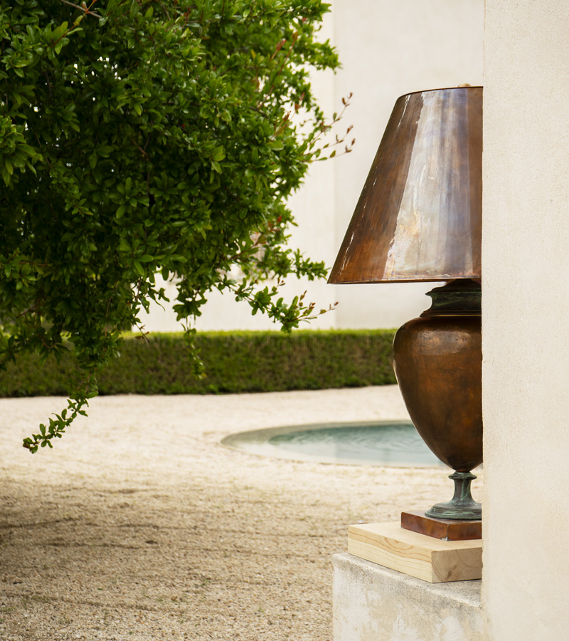 AMPHORE LAMP