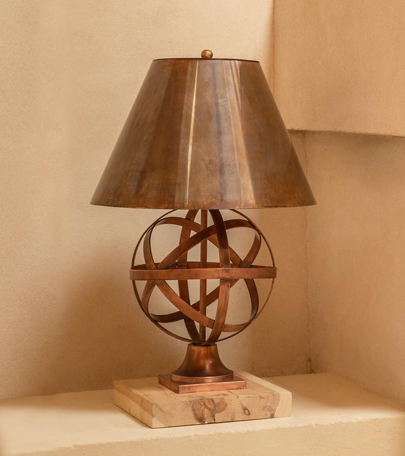 ASTROLABE LAMP