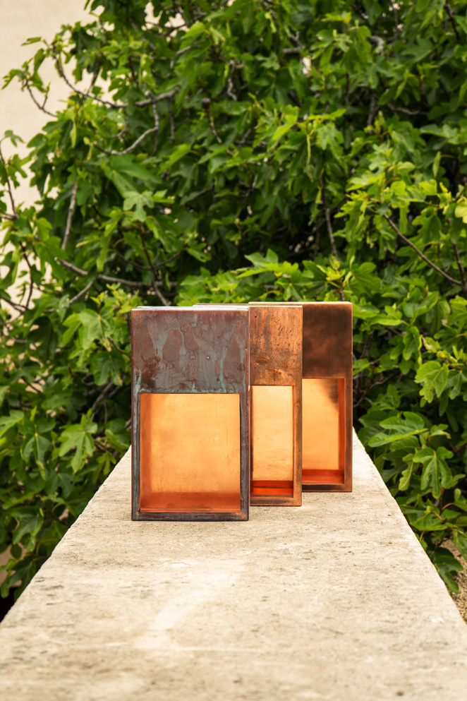 Copper Atelier Caruncho Gardens of Light